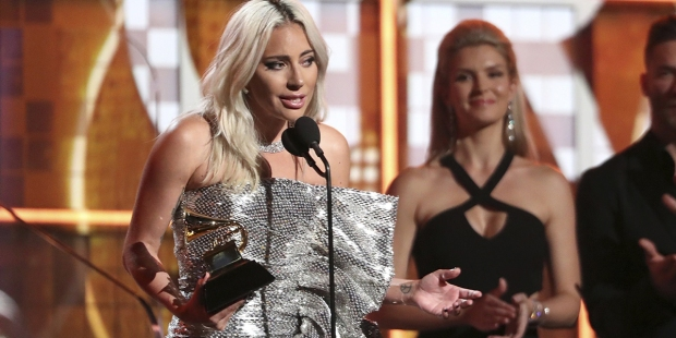 LADY GAGA, GRAMMY