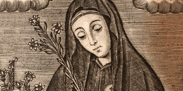 SAINT MARIANA DE JESUS