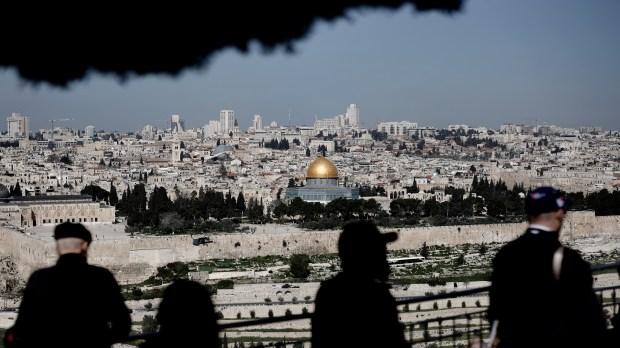 JERUSALEM CITY PEACE