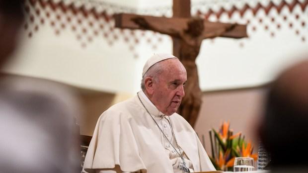 MOROCCO POPE