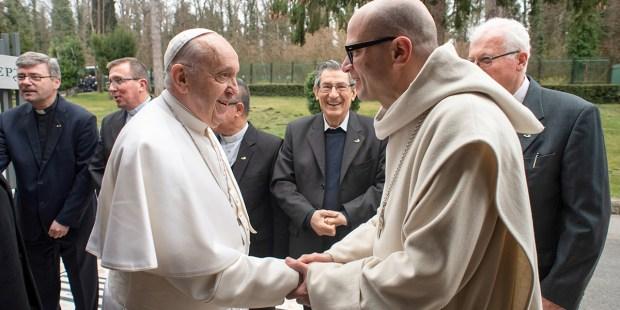 POPE RETREAT