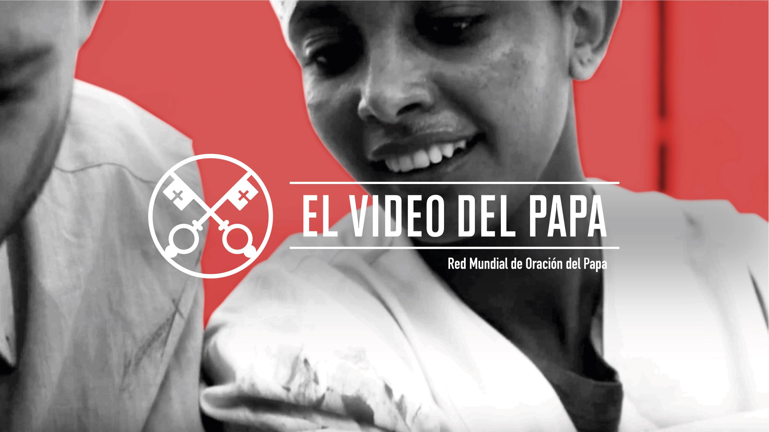 POPE;VIDEO;APRIL