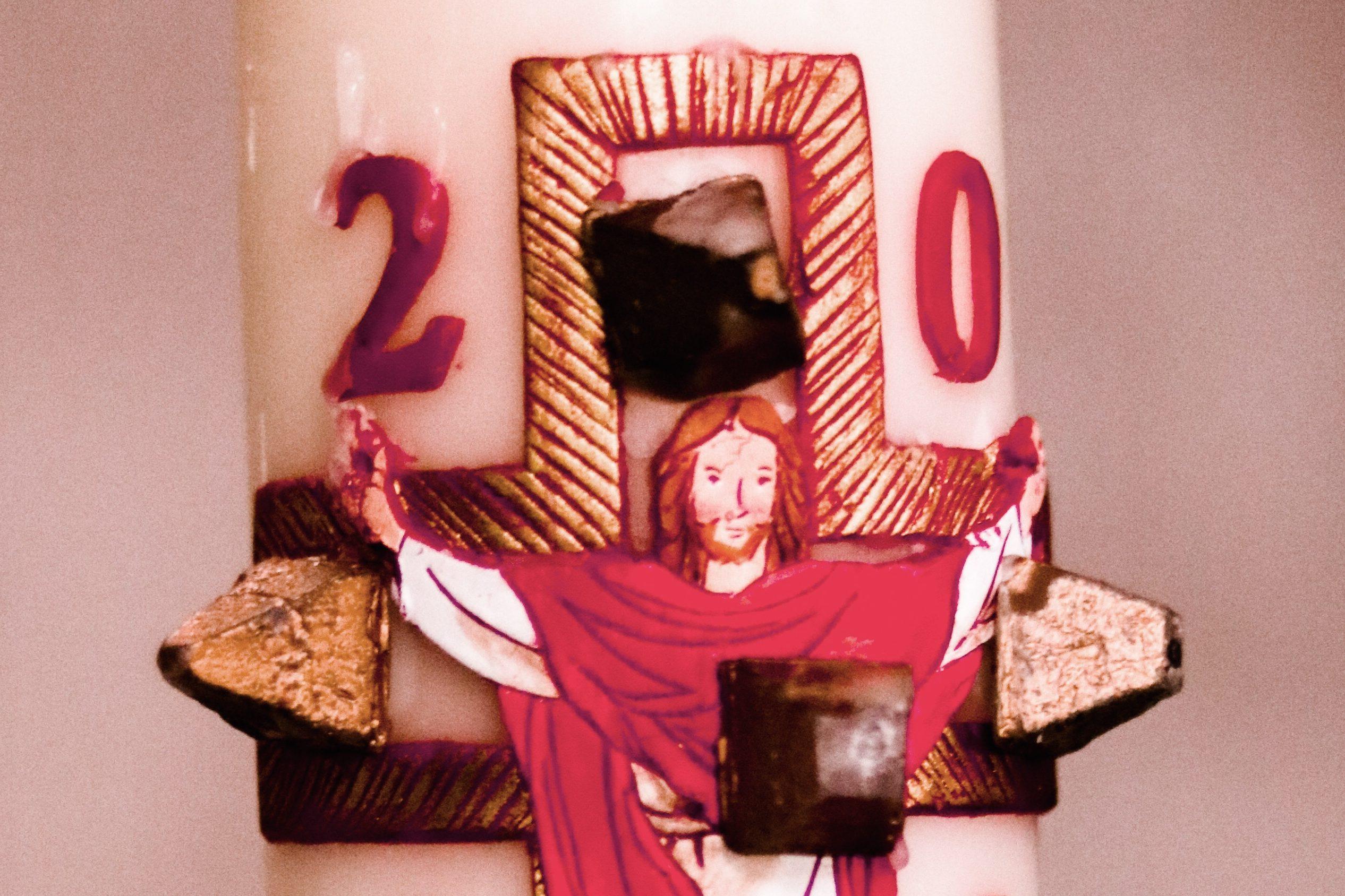 Jezus Chrystus na Paschale