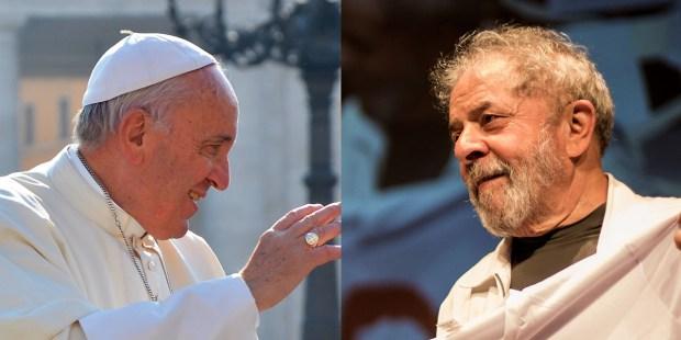 POPE-LULA
