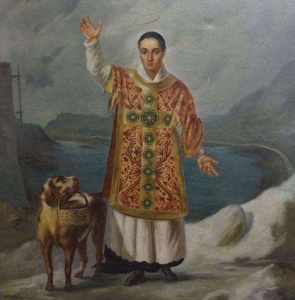 ST. BERNARD DE MENTHON