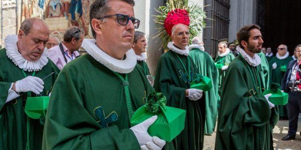 La procesión del Corpus de Toledo