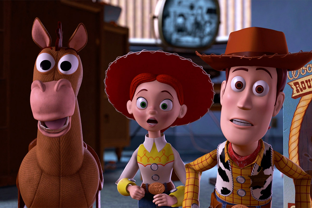 TOY STORY 2;