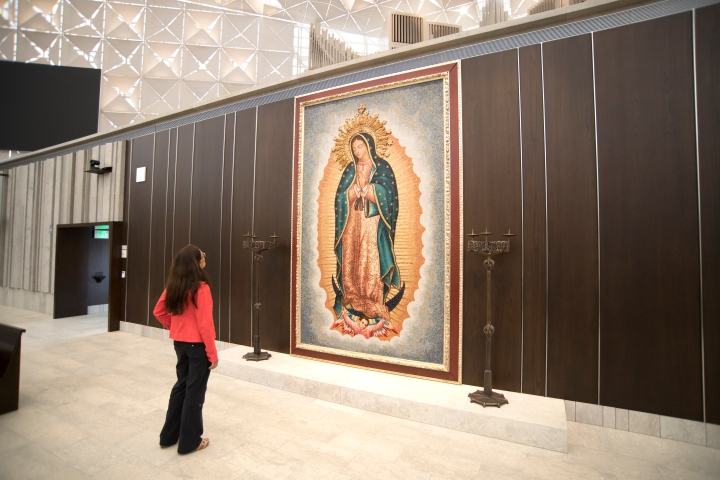 CHRIST CATHEDRAL GUALDALUPE