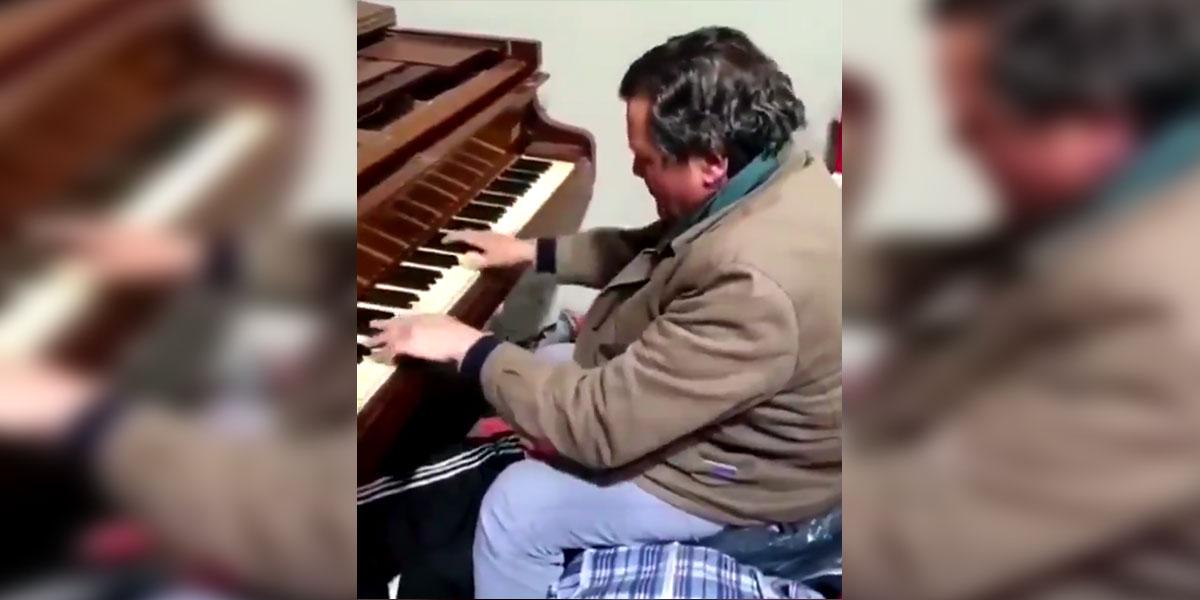 ARGENTINA PIANIST