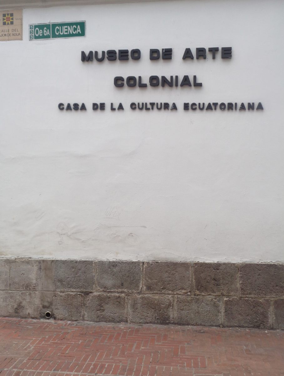 MUSEO COLONIAL