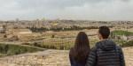 COUPLE, HOLY LAND, JERUSALEM