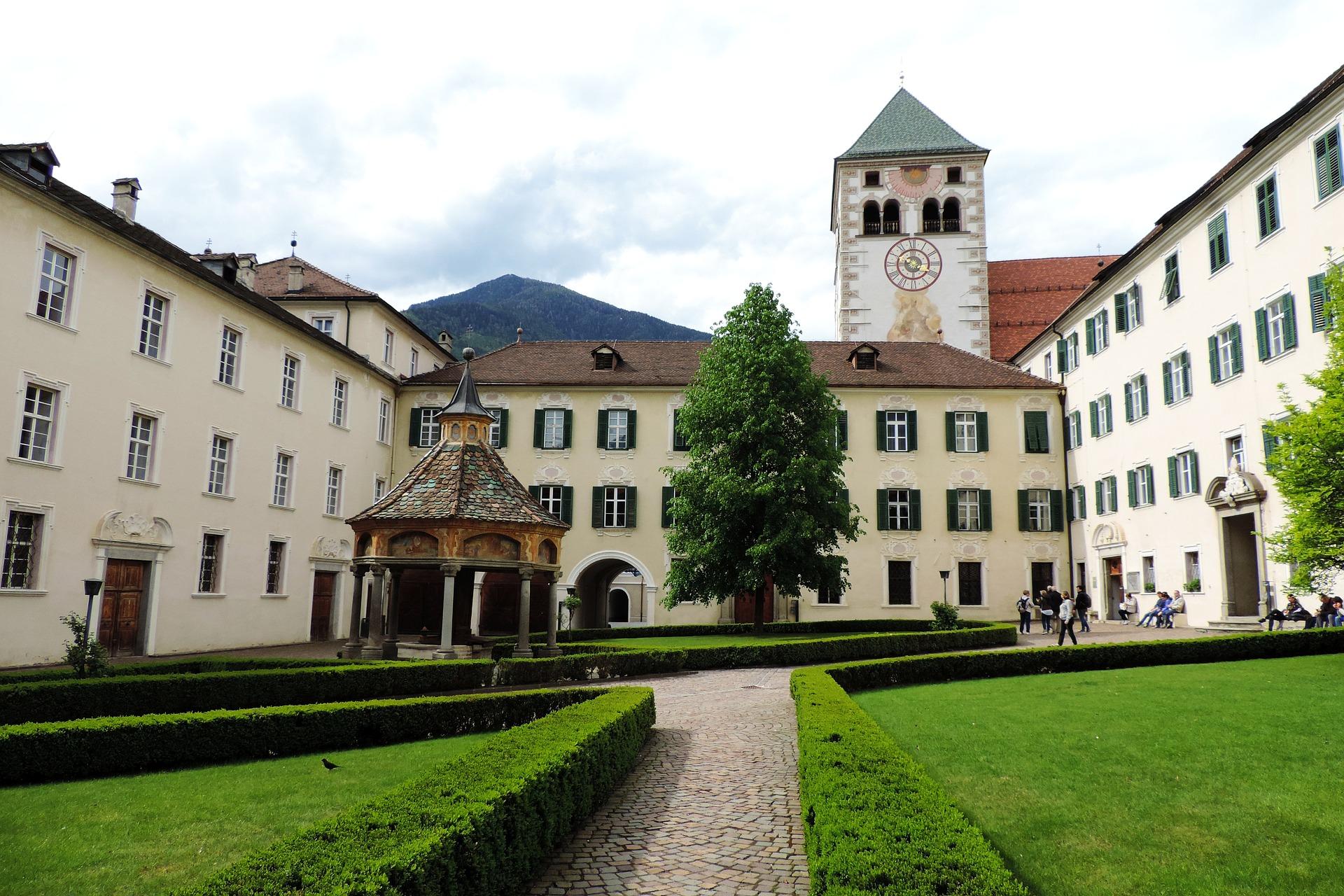 Novacella Abbey, Tyrol