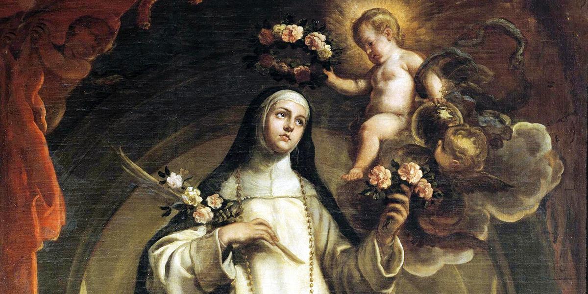 Sainte Rose de Lima