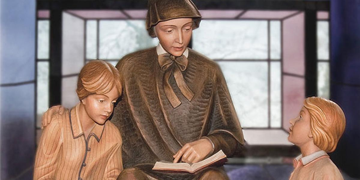ST ELIZABETH ANN SETON;