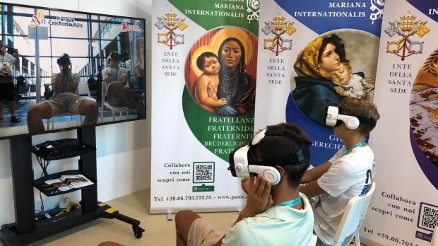 La Historia de la Salvación en realidad virtual