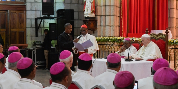 Pope Madagascar