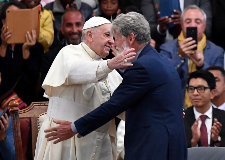 pope and opeka