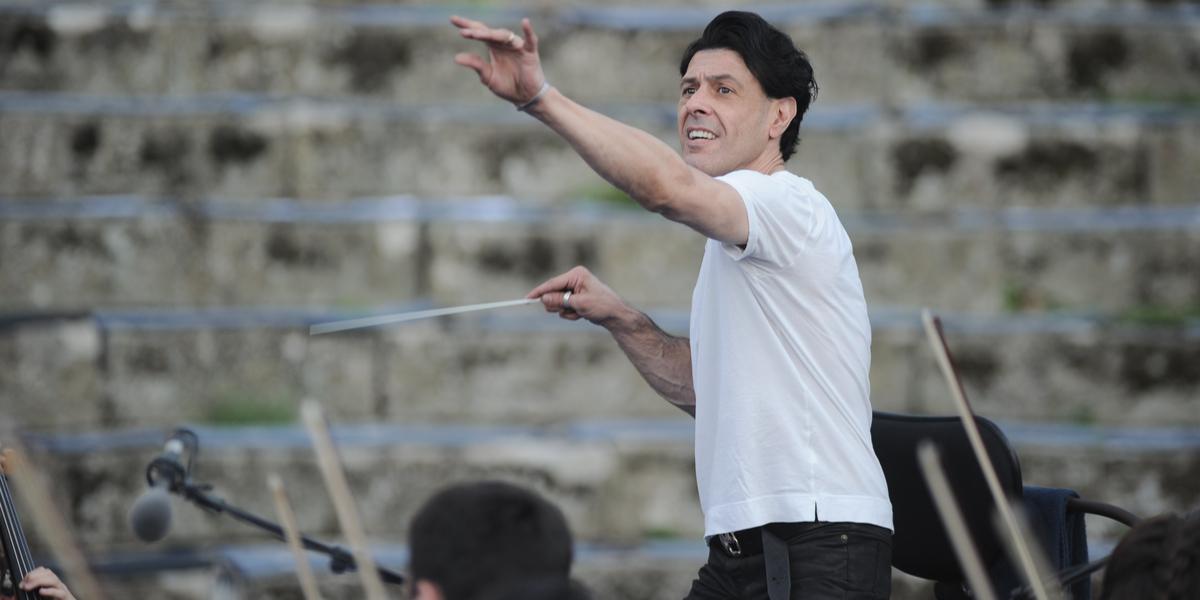 EZIO BOSSO, MUSICIST