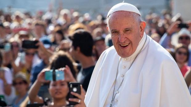 POPE AUDIENCE SEPTEMBER 18