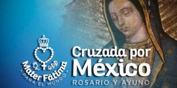 CRUZADA POR MEXICO