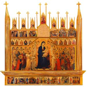 Maesta de Duccio