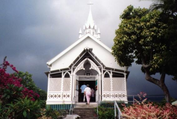 ST BENEDICT PARISH; HAWAII