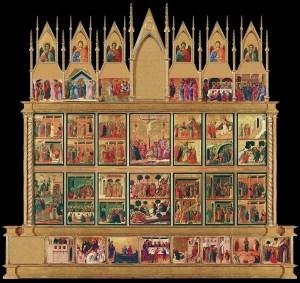 Maesta de Duccio.
