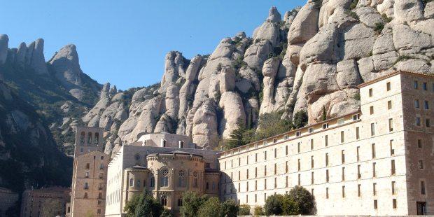 San Ignacio de Loyola en Montserrat