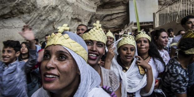 christians egypt