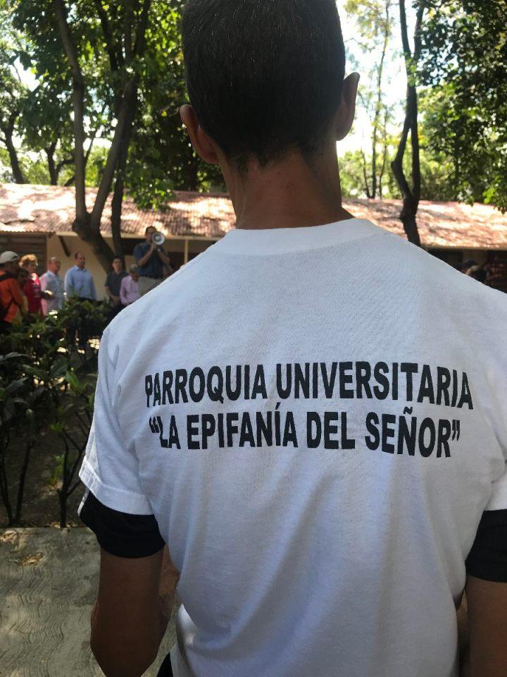 PARROQUIA UNIVERSITARIA