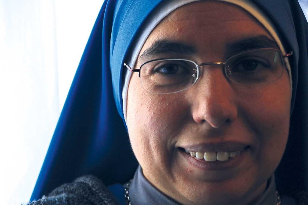 La hermana Myriam Yeshua