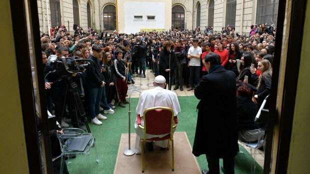 POPE FRANCIS - PILO ALBERTELLI