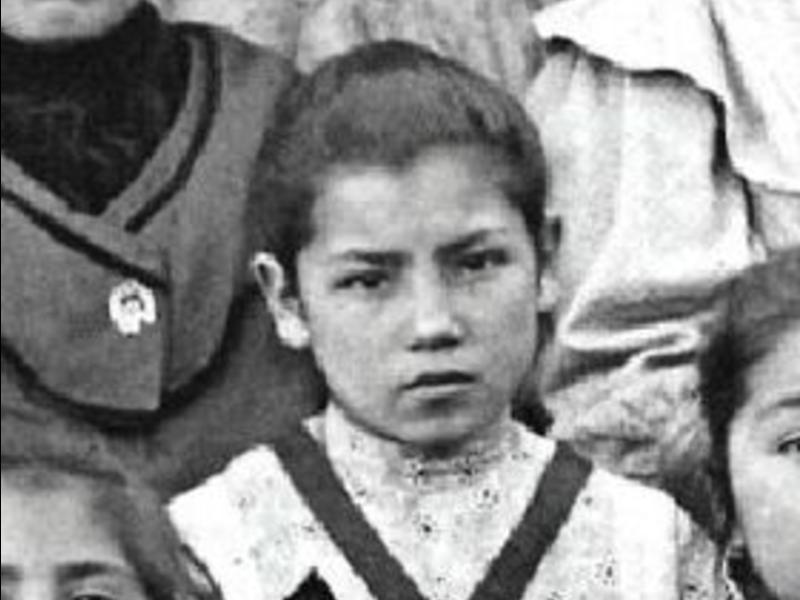LAURA VICUNA; YOUNG SAINT