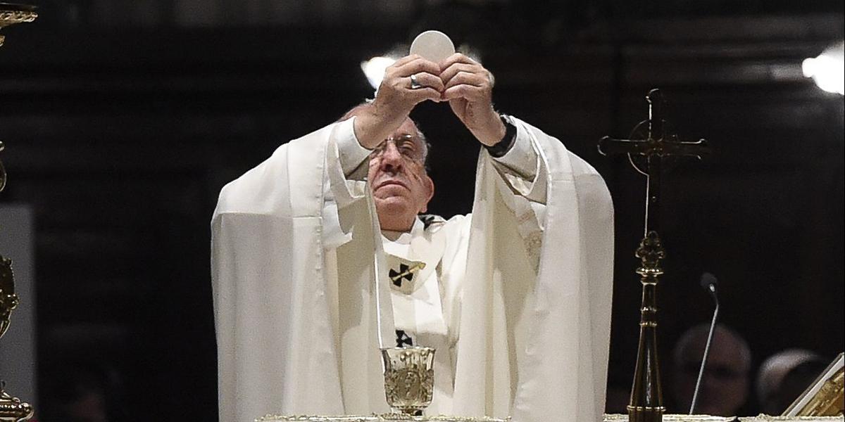 CENTENARY.MASS,ORIENTAL.POPE FRANCIS