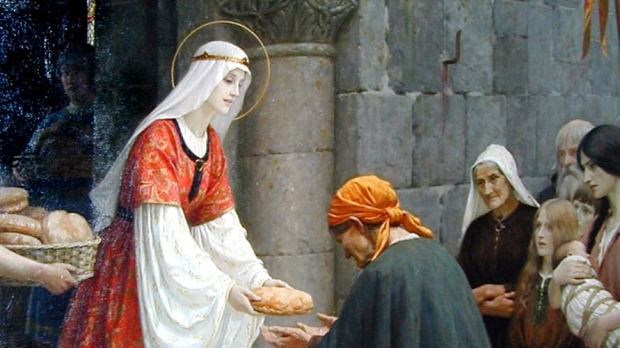 saint-elizabeth-of-hungary-chairty-for-poor-roses