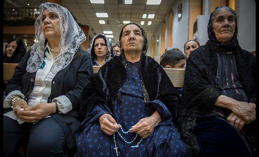 Christian Women Kurdistan