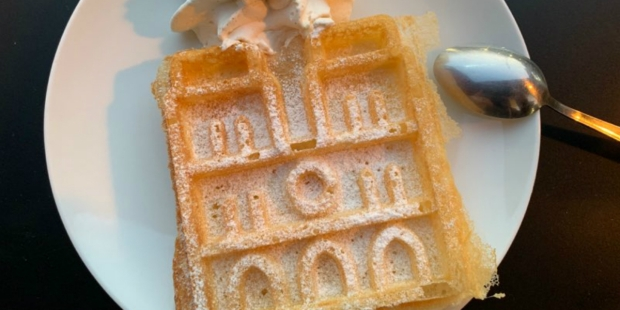 waffle notre dame