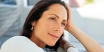Woman, Middle age, thinking