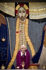 SAINT JOHN PAUL II NATIONAL SHRINE, LENT, ASH WEDNESDAY