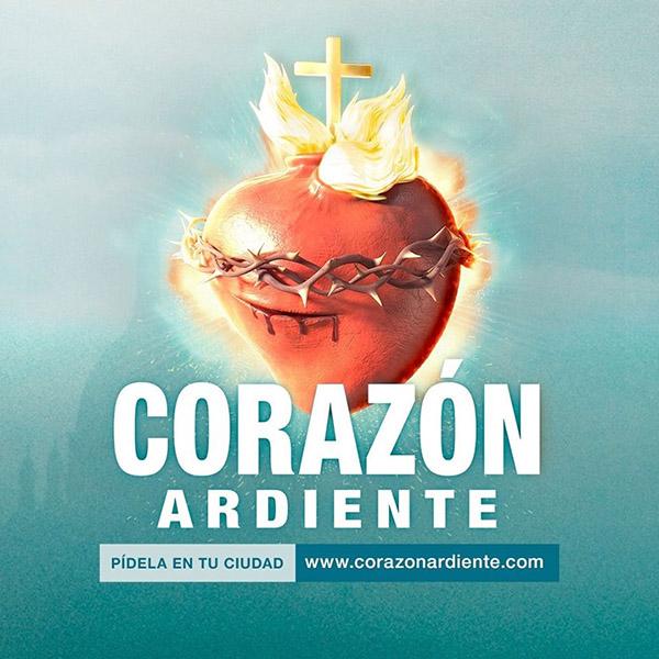 CORAZON ARDIENTE