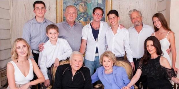 DOUGLAS FAMILY