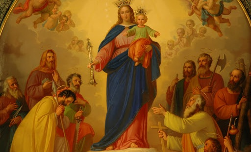 Imágenes de la Virgen María que intervinieron en tiempos difíciles
