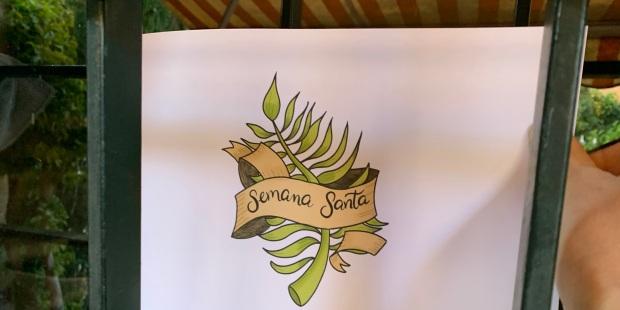 palm sunday draw