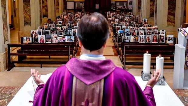 PRIEST MASS PHOTOS