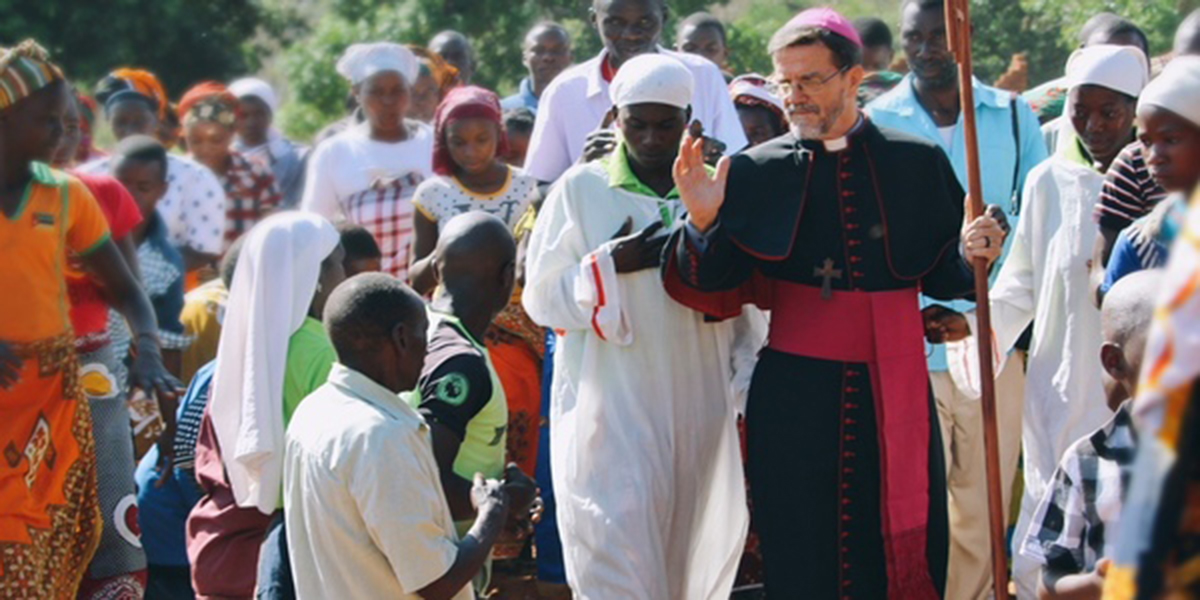 BISHOP LISBOA; MOZAMBIQUE