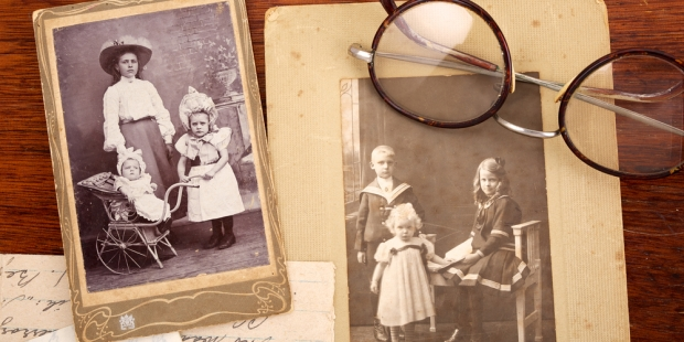 HISTORY FAMILY PHOTOS