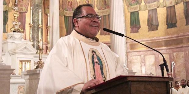 FATHER Jorge Ortiz-Garay