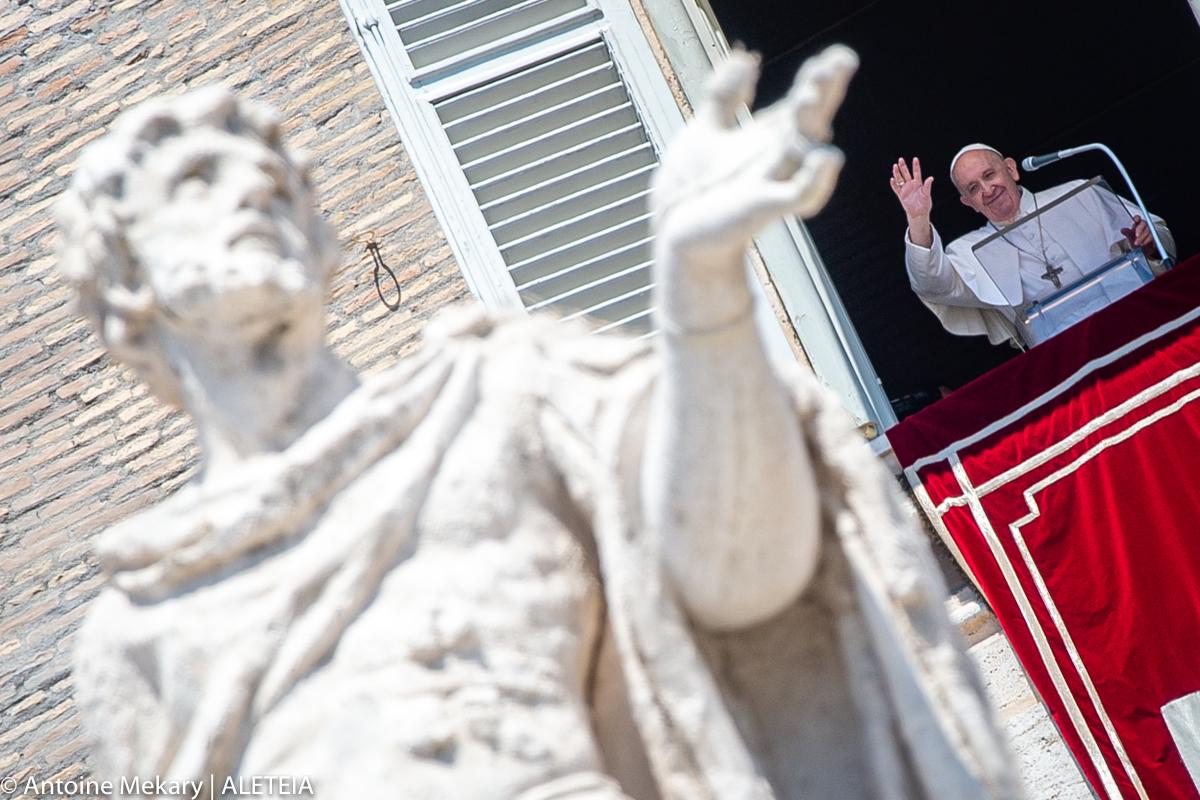 POPE ANGELUS