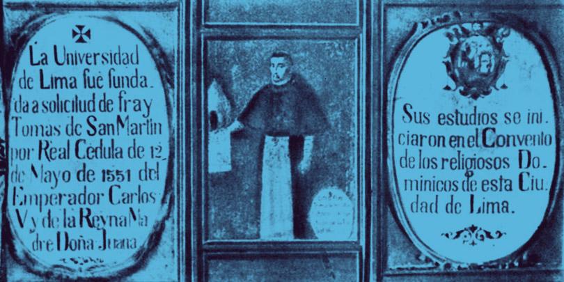 FRAY TOMAS DE SAN MARTIN