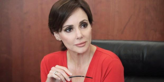 Senadora mexicana Lilly Téllez: Soy católica y provida y no temo que me ataquen